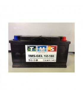 Batterie TMS GEL 12-160