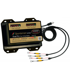 Chargeur Sportsman 2 x 10 Amp/h