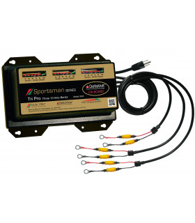 Chargeur Sportsman 3 x 10 Amp/h