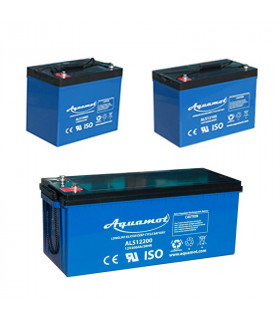 Batteries AGM Aquamot