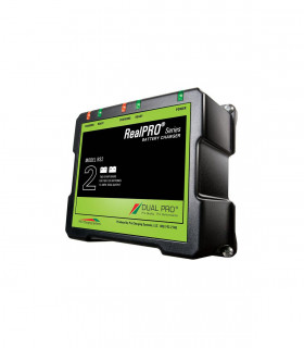 Chargeur Real Pro Series 2 x 6 Amp/h