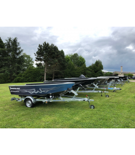 RIVERLAKE - FISHING MACHINE 390 TILLER