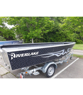 RIVERLAKE - FISHING MACHINE 420 TILLER
