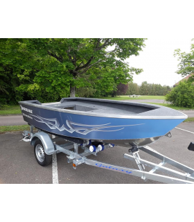 RIVERLAKE - FISHING MACHINE 390 SC